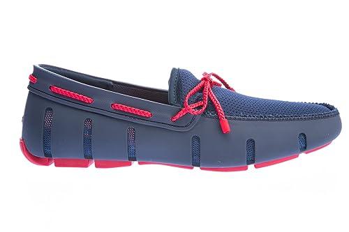 a298b1bc Swims Braided Lace Loafer, Mocasines para Hombre: Amazon.es: Zapatos y  complementos