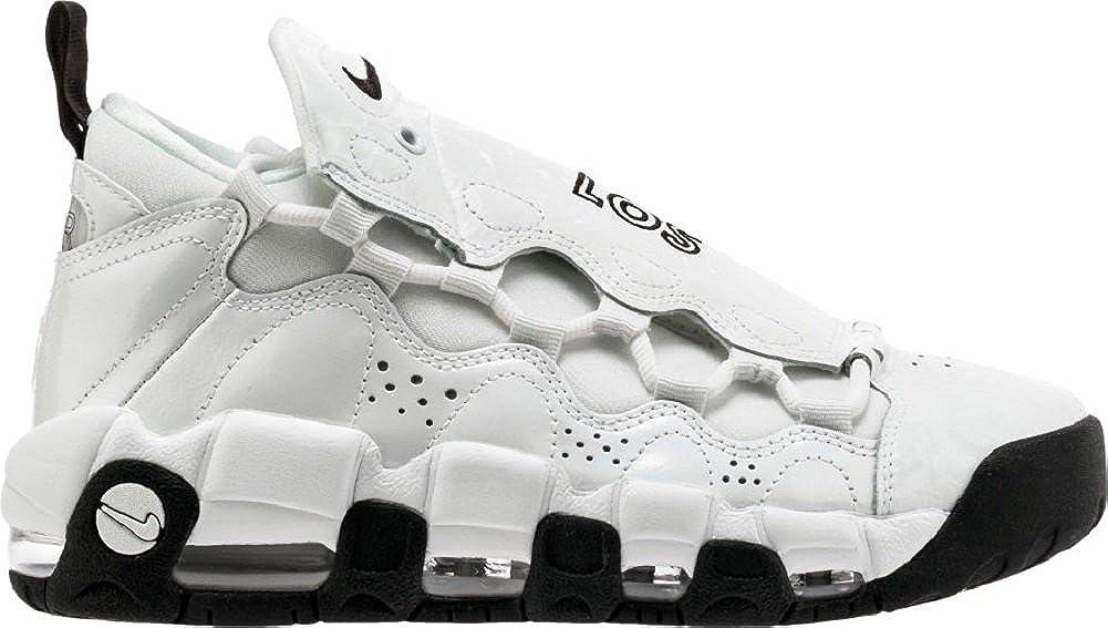 Amazon.com  Nike Women s Air More Money LX LA All Star Weekend AJ1312 100  Summit White (Size 8)  Sports   Outdoors 312e0e66e