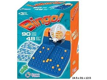 Bingo Con Bombo Grande Caja 30x24cm  Amazon.es  Juguetes y juegos 3ca3cc4b35a08