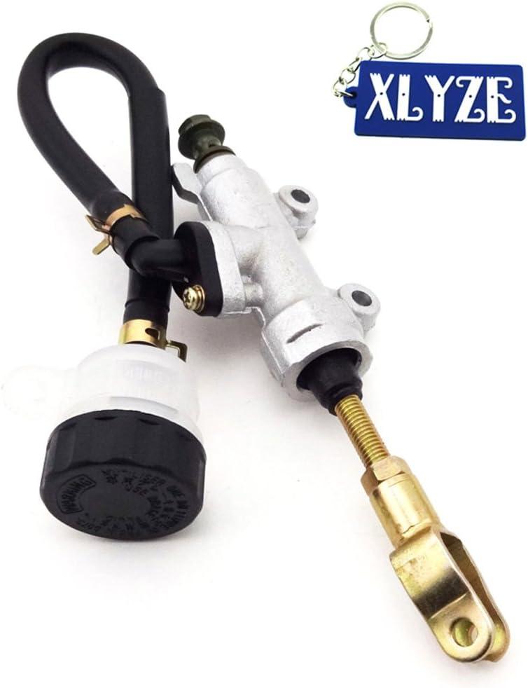 Xlyze Chino Atv Quad Fußbremse Hydraulikzylinderpumpe Mit Tank Für 50 Cc 250 Cc Atv Taotao Coolster Auto