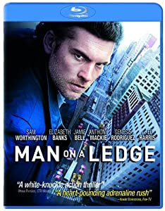 Cover Image for 'Man on a Ledge'