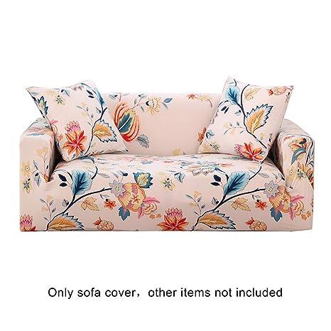 display08 Funda elástica para sofá con Estampado de Flamenco ...