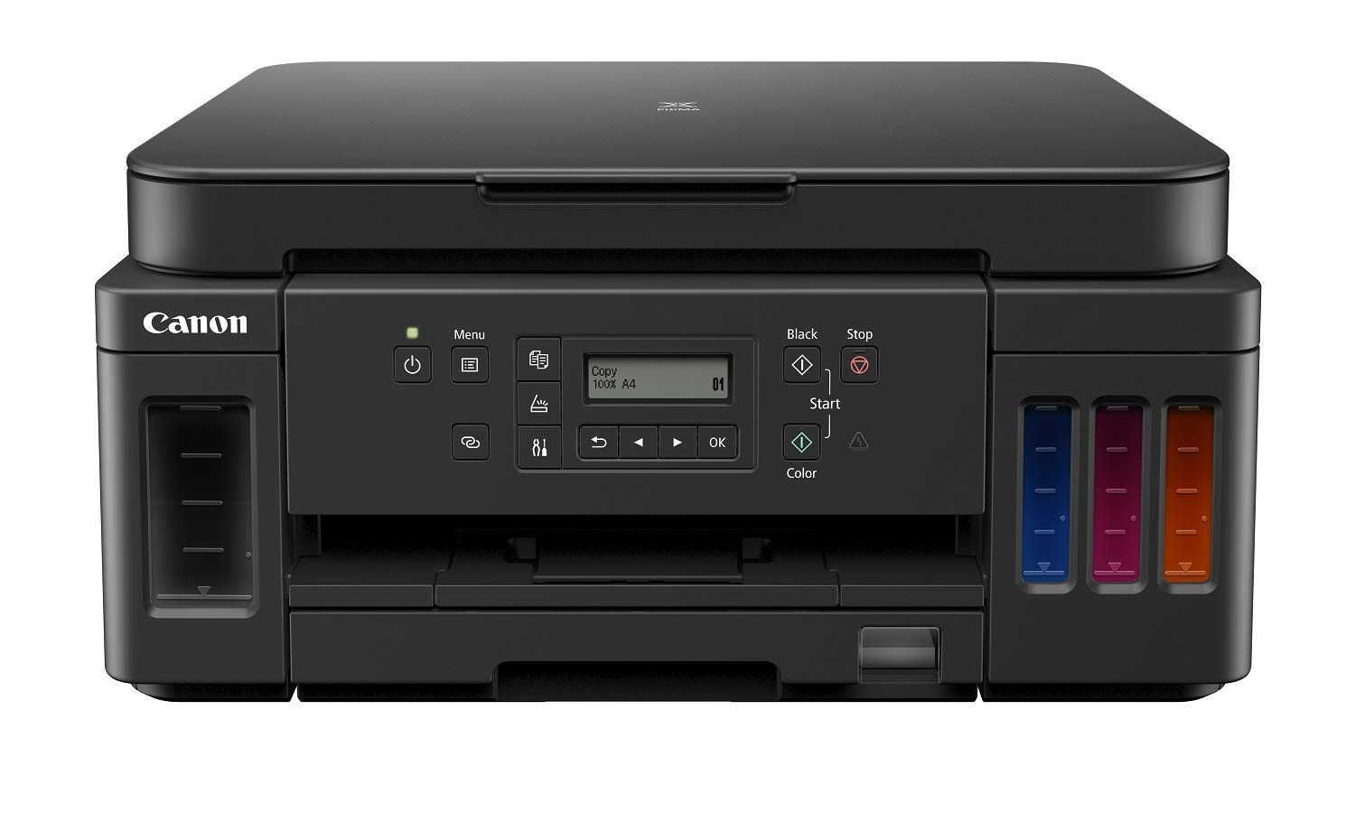 Canon G6070 All-In-One Wi-Fi Colour Ink Tank Printer With