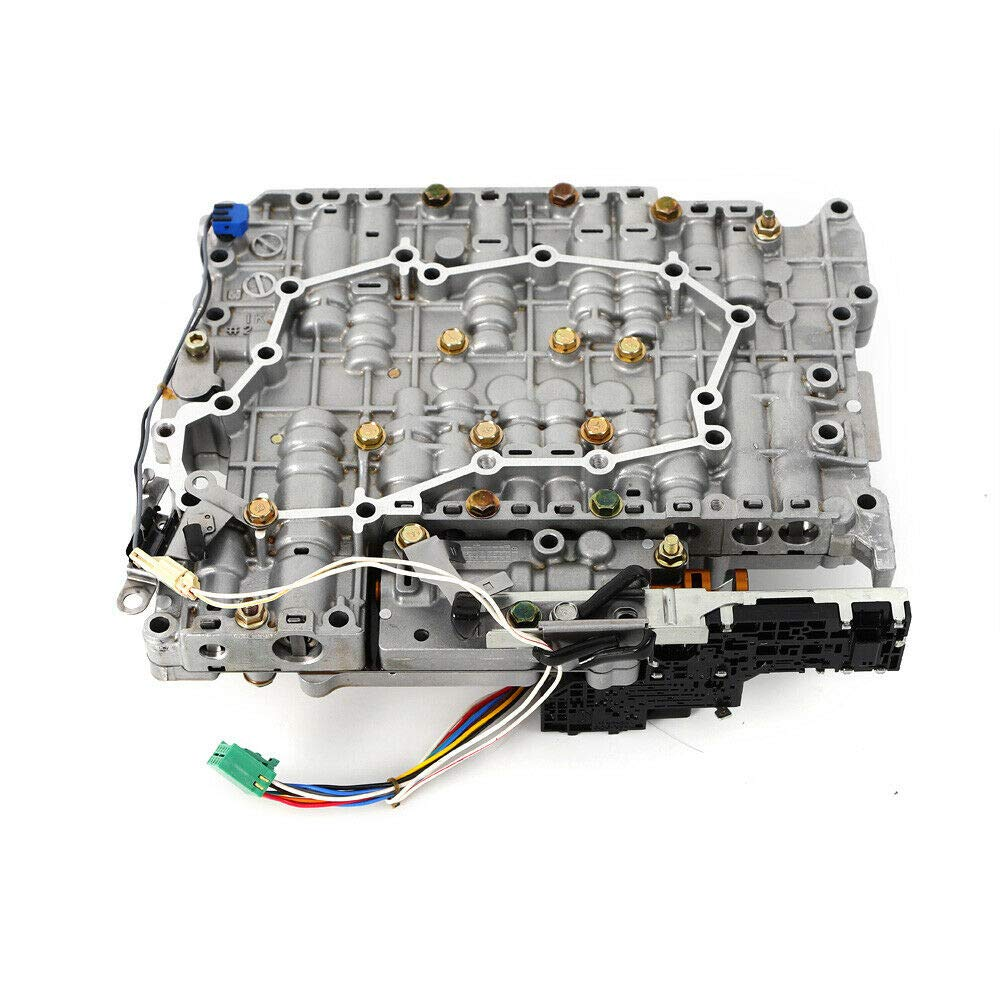 New Valve Body w//Solenoid Assembly RE5R05A For Nisan//Datsun Frontier 02-08 FOR NIS-SAN INFINITI EX35 FX45 G35 M35
