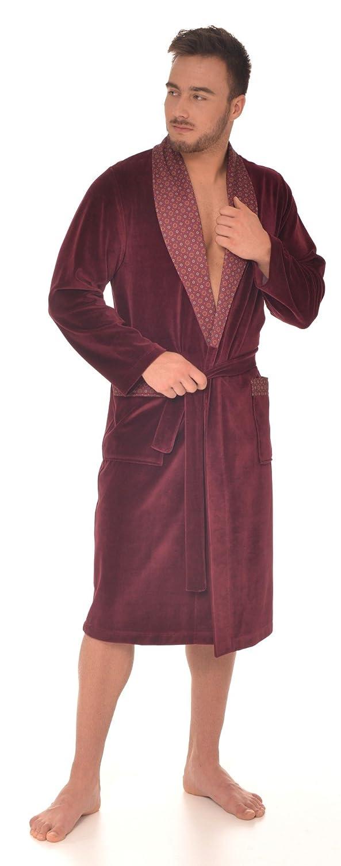 Revise Elegante Vestaglia per Gli Uomini RE-101 Colori Diversi