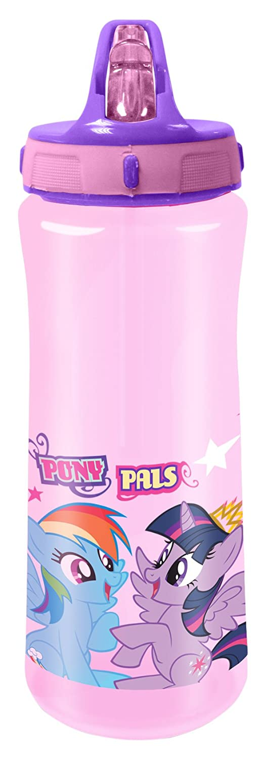 My Little Pony Bottle, PP, Pink, 7.1 x 7.1 x 20.8 cm Spearmark 83051