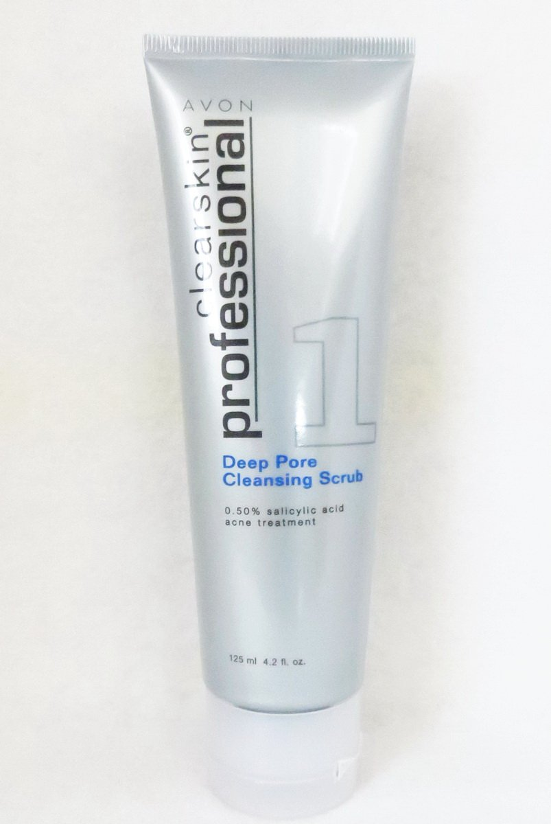 Avon Clearskin Professional Deep Pore Cleansing Scrub by Avon