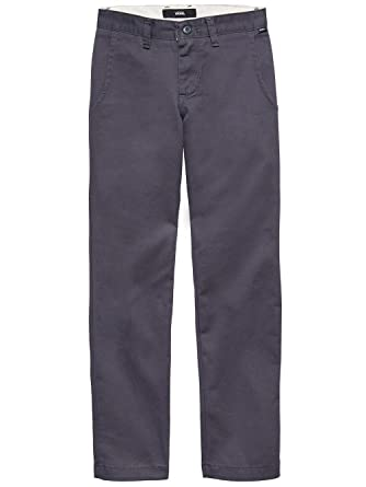 880991a4eeb3 Pants Kids Vans Authentic Chino Stretch Pants Boys  Amazon.co.uk  Clothing