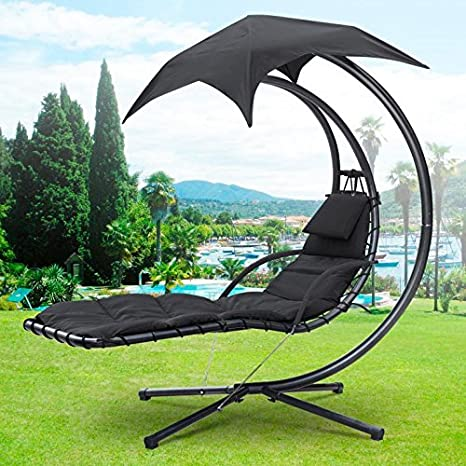 Amazon.com: Beyondfashion Jardín Patio Piscina Muebles ...