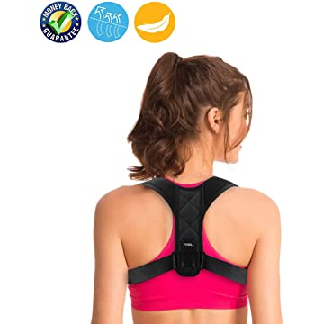 FUYERLI Posture Corrector for Men and Women