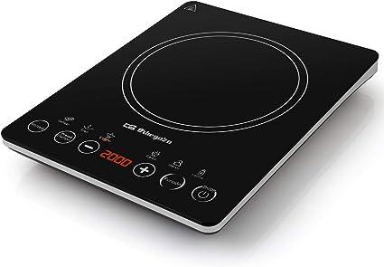Orbegozo PI 4800 - Placa de inducción, 6 programas ...