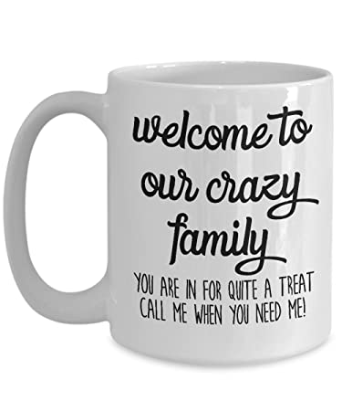 Amazoncom New Sister In Law Gift Welcome To Our Crazy Family