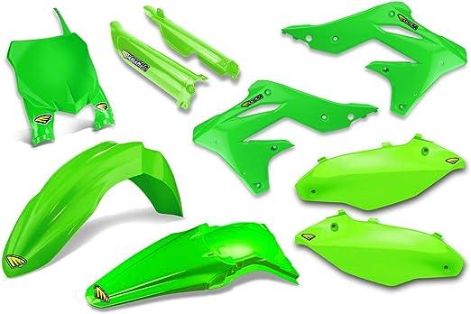 Black Cycra 13-16 Kawasaki KX250F Powerflow Plastic Kit