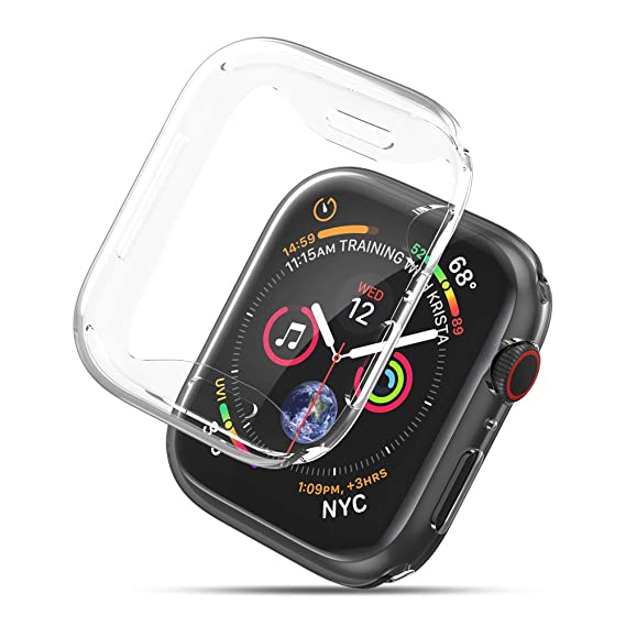 new york 4dc27 17695 Amazon.com: UGREEN Case Compatible with Apple Watch Series 4 Full ...