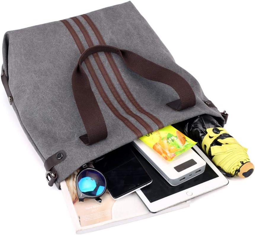 Fashion canvas handbags handbags solid color wild shoulder bag Messenger bag