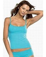 Bella Ladies Cotton-Spandex Camisole