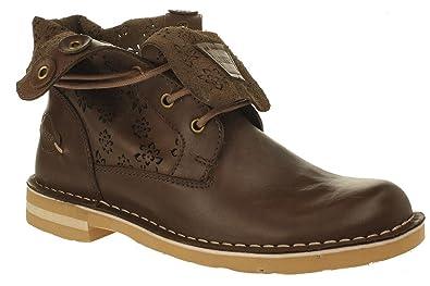 online store 75e62 1456f BUNKER Footwear WAS-BU28 - Damen Schuhe Stiefel Boots ...