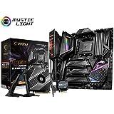 MSI MEG X570 GODLIKE Motherboard (AMD AM4, PCIe 4.0, DDR4, SATA 6Gb/s, Triple M.2, USB 3.2, AX Wi-Fi 6, 10G Super LAN…