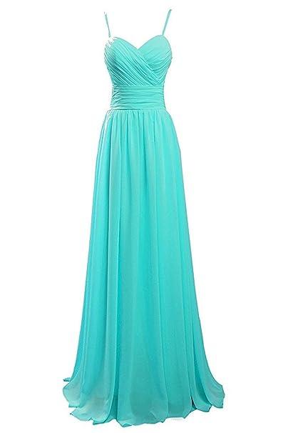 macria Mujer Nuevo Sexy azul largo vestidos de fiesta vestidos de novia Azul azul 86,