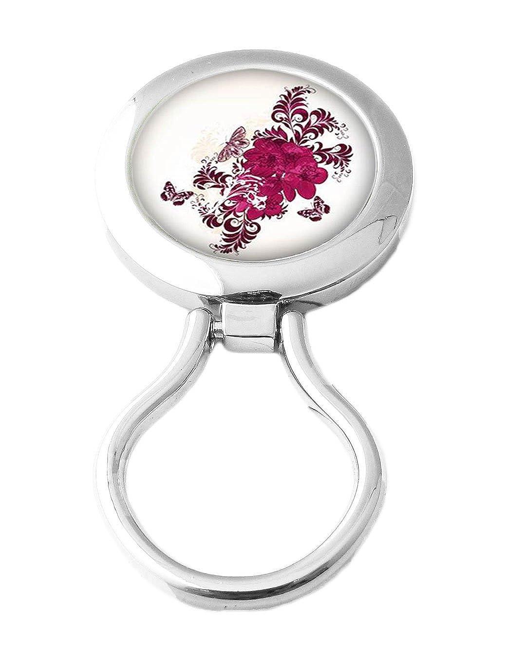 Porta Occhiali Magnetico - Spilla Clip Magnetica Da Indossare (Fuchsia) PLFUCH