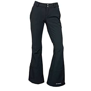 Columbia Women's Squaw Ascent Softshell Omni-Heat Reflective Thermal Insulated Ski Pants