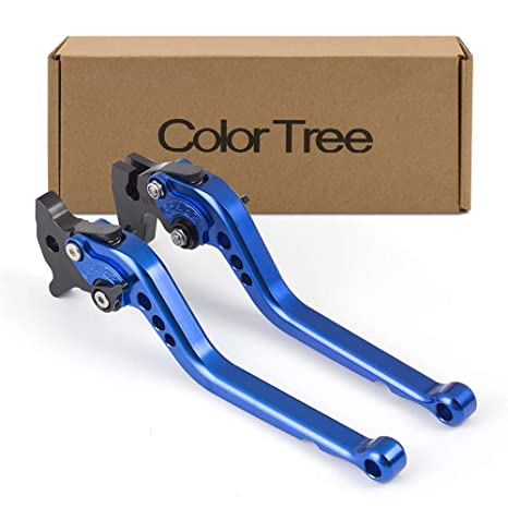 Amazon.com: Motorcycle Long Adjustable Brake Clutch CNC Levers Pair For Yamaha DT125 R 2000-2007 DT125 R 2000-2007: Automotive