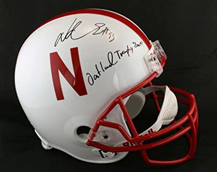 4b88f759ba5 Image Unavailable. Image not available for. Color  Ndamukong Suh SIGNED  Nebraska ...