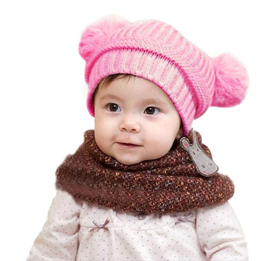 Amazon.com  Vicbovo Baby Winter Hat 8d84b1bb56c
