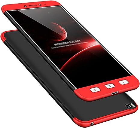 Carcasa Xiaomi Mi Max 2, Vandot 360° Full Body Funda Protectora ...