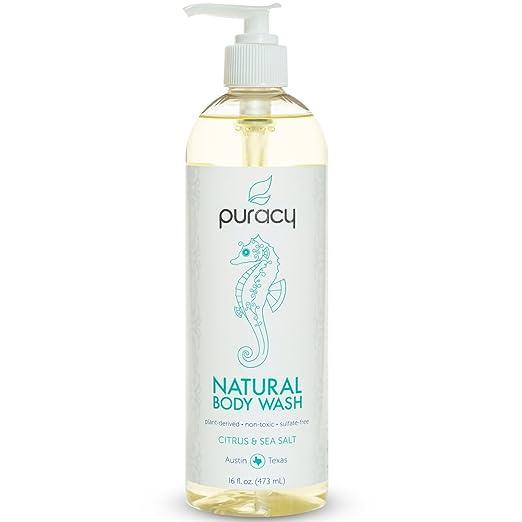 Puracy Natural Body Wash