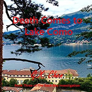 Death Comes to Lake Como Audiobook