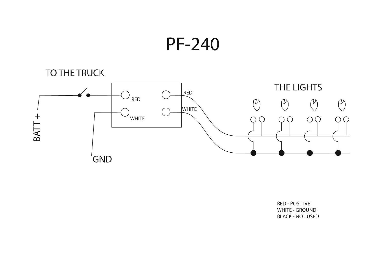 Maxxima Pf 240 3 Pin Led Flasher Module Automotive Light Wiring Diagram