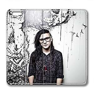 iCustomonline Leather case for iPhone 6 Plus, Syndicate Co Op Printed Leather case for iPhone 6 Plus