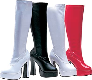 fab39840fc97b Amazon.com | Morris Shoes Women's Knee High Boots Shoe Size 11 White ...
