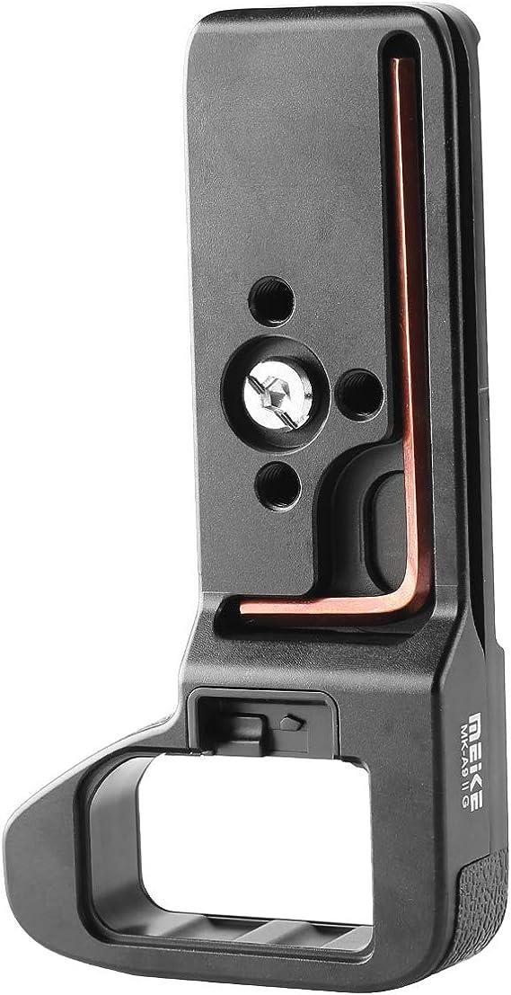 Meike A9iig Metallhalterung Handgriff Für Sony A7riv A7iv A9ii Kamera