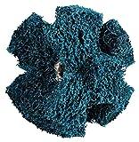 PFERD 44208 1-1/2'' POLINOX Cross Buffs, 8-32 Thd. 3 Layers, Aluminum Oxide (20pk)