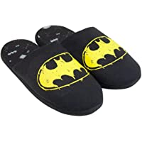DC Comics Batman Logo Men's Slippers