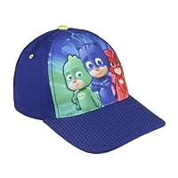 PJ Masks - Berretto Bambini Unisex, Blu, Taglia Unica, 2200002862