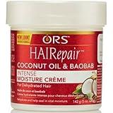 Organic HAIRepair coconut oil & baobab Intense Moisture Creme 5 oz