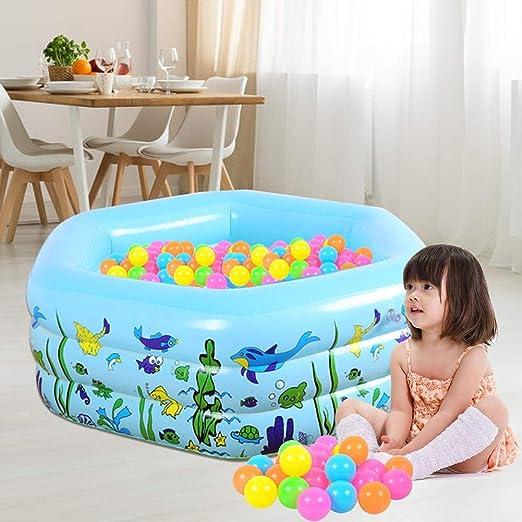 Leap-G - Piscina Flotante de Piscina Hinchable para jardín ...