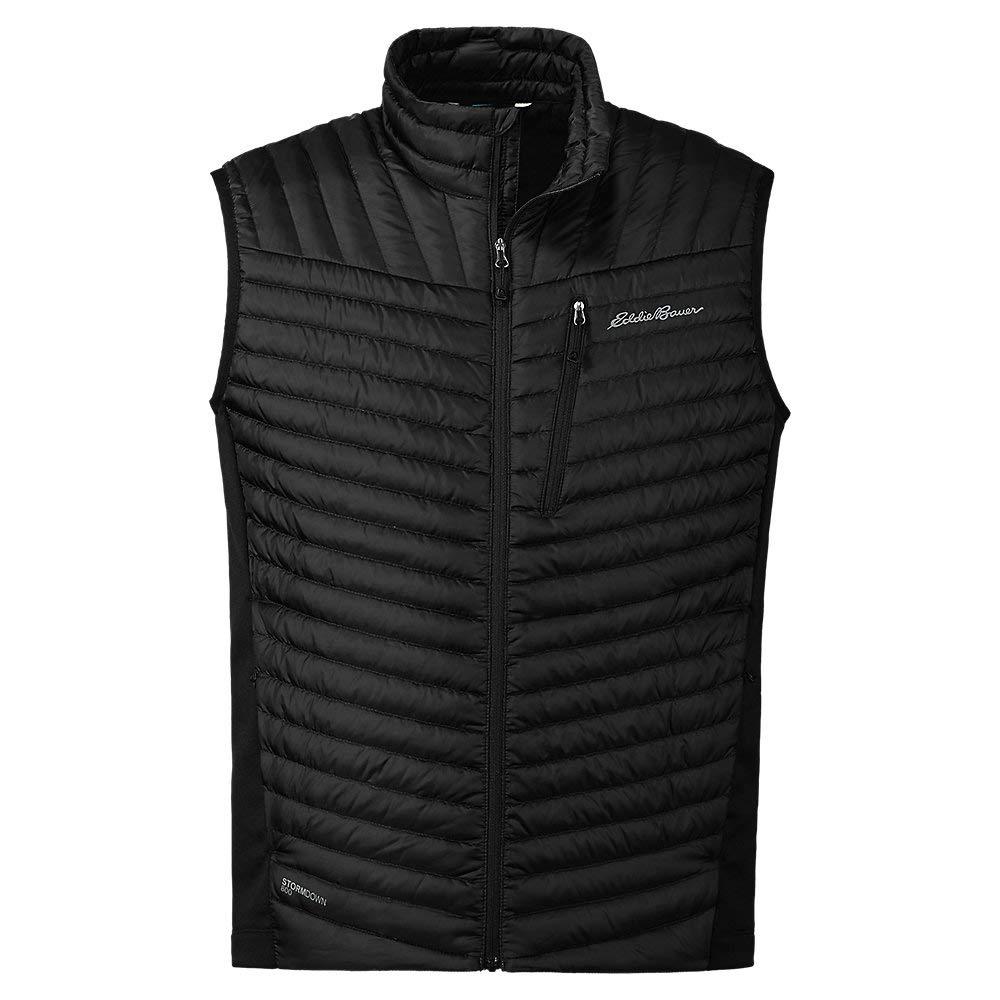 Eddie Bauer Men's MicroTherm 2.0 StormDown Vest, Black Regular M by Eddie Bauer