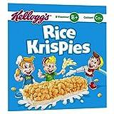 Kellogg's Rice Krispies Cereal Milk Bars 6 x 20g