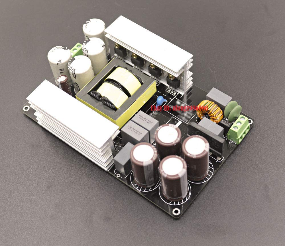 FidgetFidget Power Supply 1000W ±65V LLC Soft Switching/AMP/ amplifier PSU board L4-1
