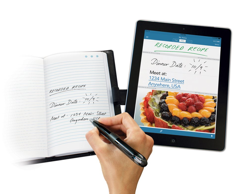 Livescribe 3 Smartpen Pro Edition for Android /& iOS Tablets and Smartphones