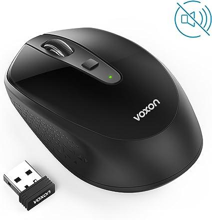 2.4GHz Wireless Cordless Ottico Scorrere Mouse PER COMPUTER PC PORTATILE CON USB