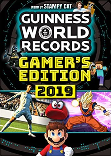 Amazoncom Guinness World Records Gamers Edition 2019