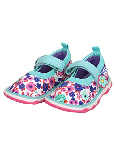 Mee Mee First Walk Baby Shoes with Chu Chu Sound (24 EU, Black)