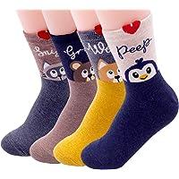 OKIE OKIE Best Selling Womens Socks Gift - Animal Cat Dog Art Animation Character | Christmas Gifts for Socks Women