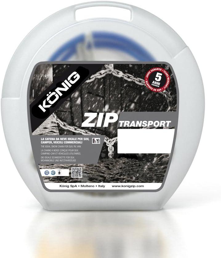 K/ÖNIG Zip Transport 255 Snow chains set of 2