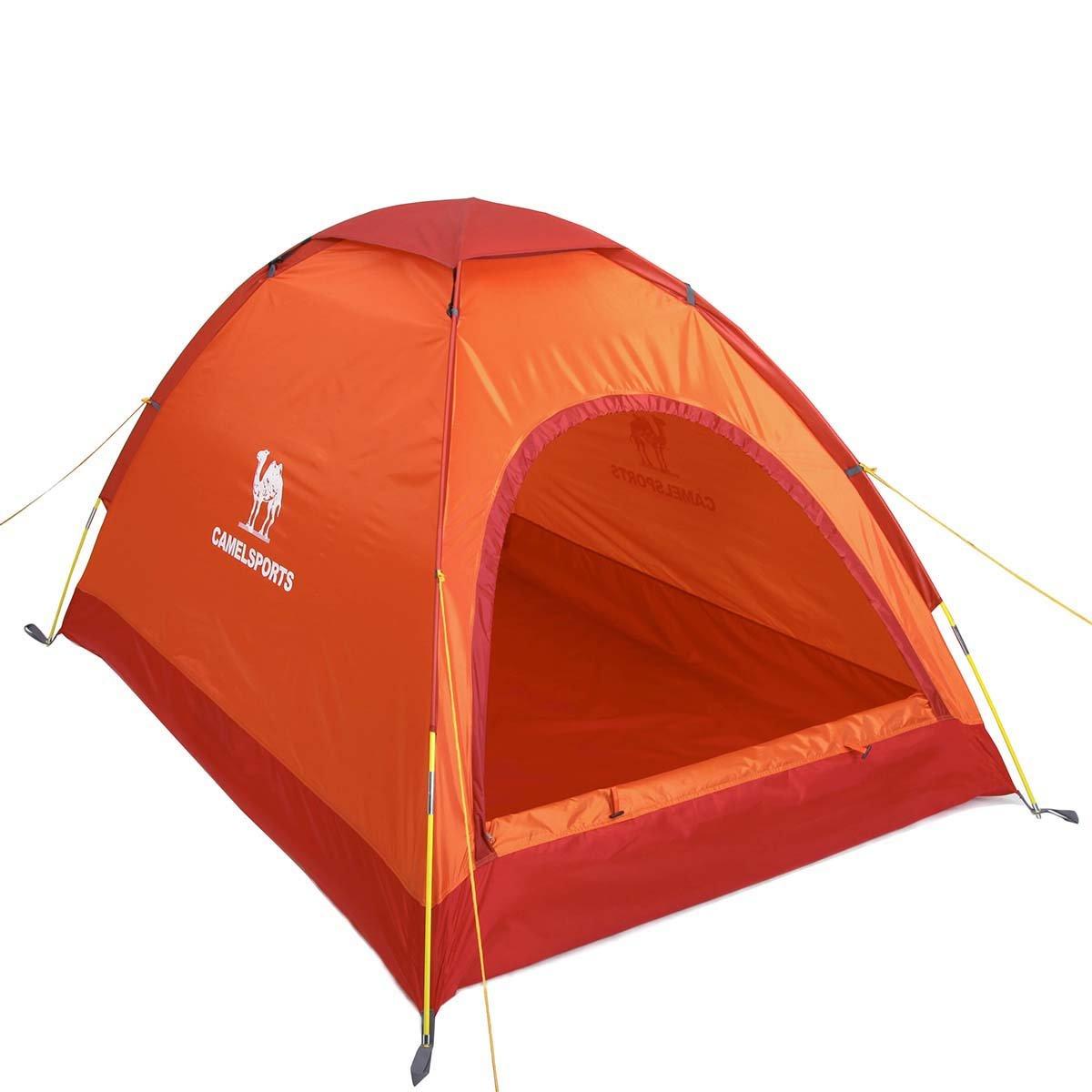 PIGE Outdoor Zelt Campingzelte Regenfeste Doppelzelte